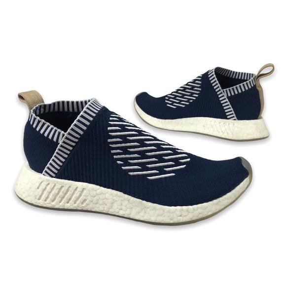 Adidas NMD CS2 Primeknit Ronin Stripes